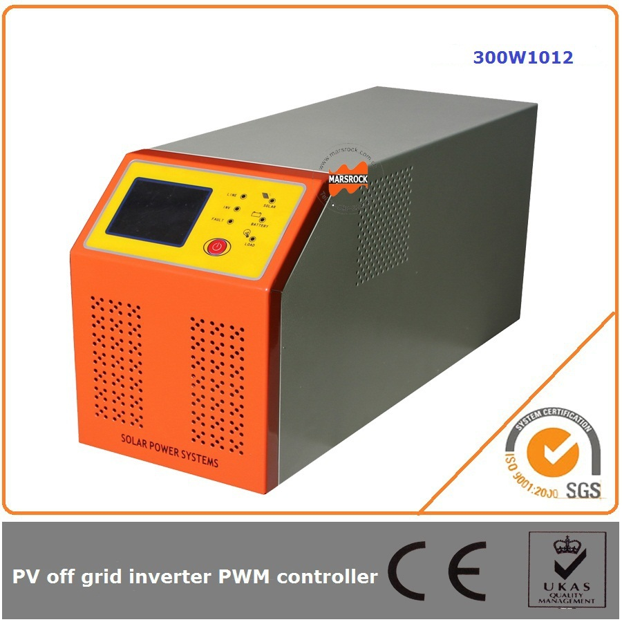 300W 12V 10A solar off grid controller inverter battery over charge and over discharge protection joint-reversed of solar panel(China (Mainland))
