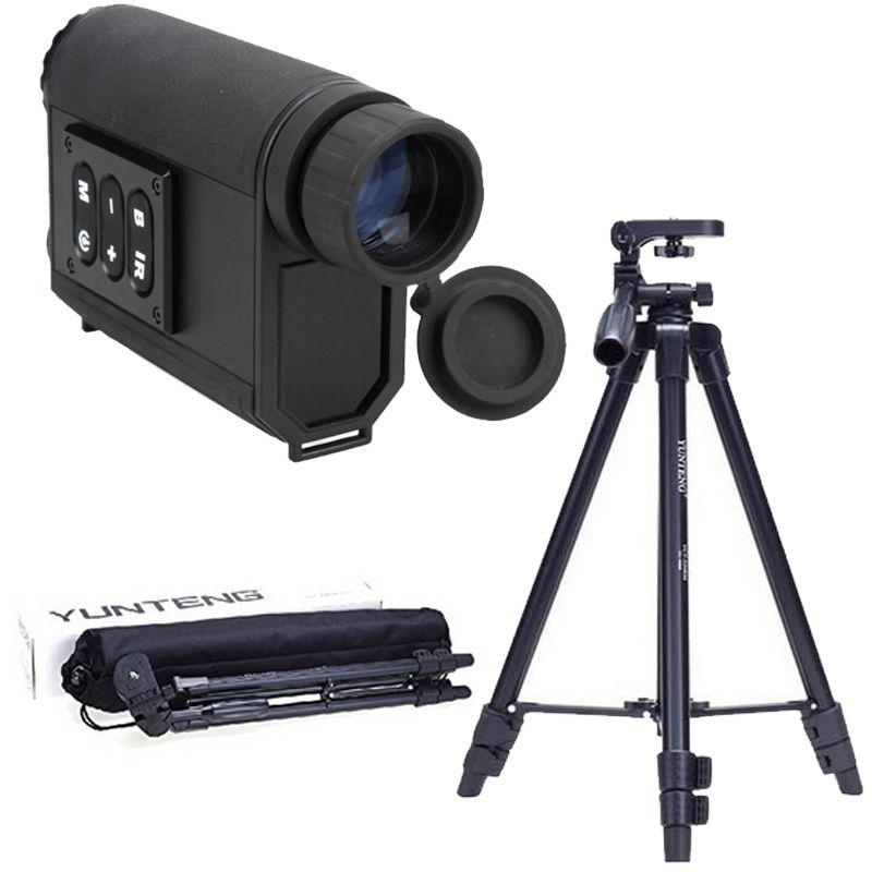 Free Shipping!Mutifuctional 6X32 Night Visions Infrared IR Monocular Scope Scout W/Laser Ranger+ Digital Camera Tripod(China (Mainland))