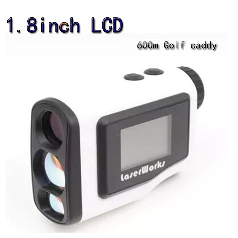 Golf Rangefinder binoculars with LCD display 1000m Measurement Range Waterproof Laser Range finder Engineering Calibration Tools<br><br>Aliexpress