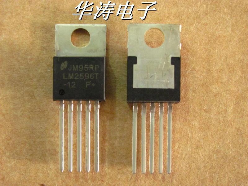 (5pcs/lot) LM2596T-12 12V regulator IC(China (Mainland))