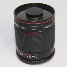 500mm f8 MIRROR TELEPHOTO LENS for sony e mount NEX3 NEX5 NEX7 dslr camera(China (Mainland))