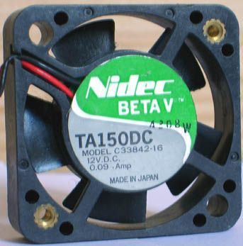 Free Shipping Wholesale Original NIDEC C33842-16 4210 4cm 40mm DC 12V  dual ball bearing server inverter cooling fan<br><br>Aliexpress