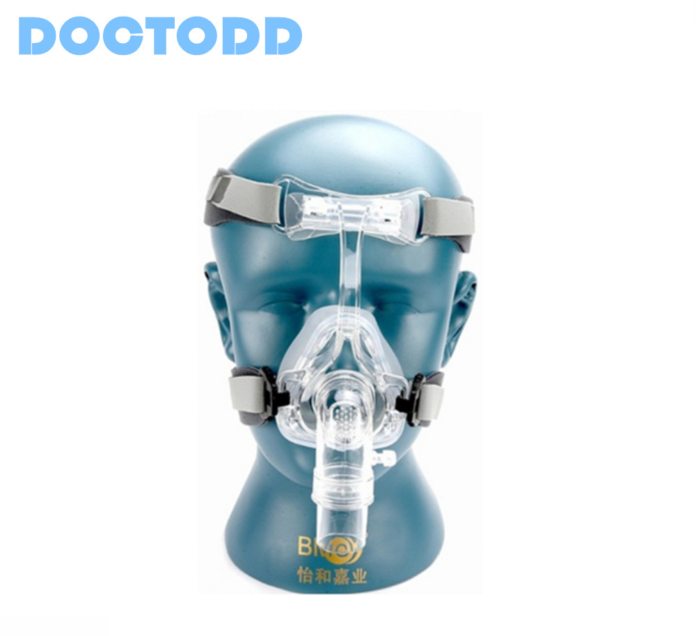 Doctodd NM2 Nasal Mask 2016 BMC Nasal Mask For all Brands CPAP Auto CPAP BiPAP Size S M L Color White Suitable For Oxygenerator(China (Mainland))