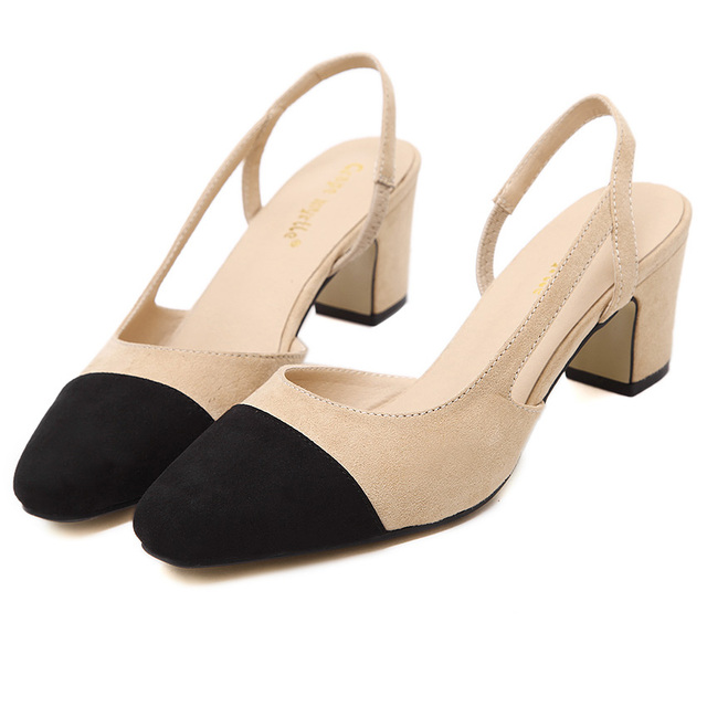 2016 новое поступление весной обувь патч сладкий мода женские сандалии квадратный ...