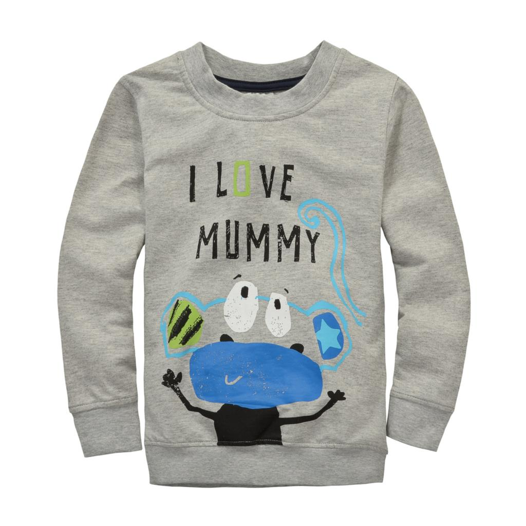 Wholesale children boys clothing boys t shirt gray cartoon for Kids t shirts in bulk
