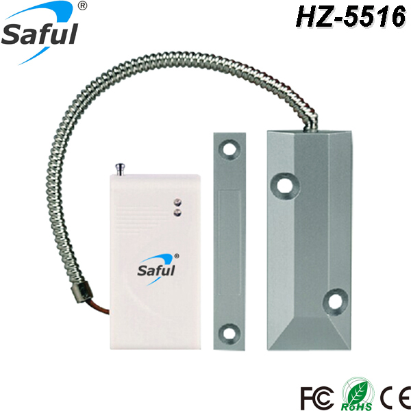 Wholesale Wireless Opening Roller Shutter Door Sensor For GSM 3G Alarm System Shops And Garages(China (Mainland))