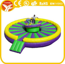 2016 inflatable Joust game,inflatable gladiator joust(China (Mainland))