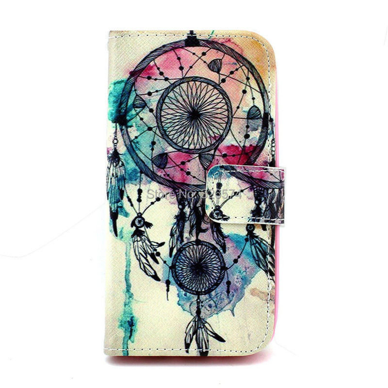 New Arrival Colorful Three laps Wallet PU Leather Flip Stand Holster Phone Case Cover For LG G2 mini(China (Mainland))
