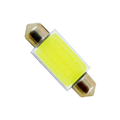 1pc 39mm C5W C10W SV8.5 12844 DE4410 Festoon COB led Car Licence Plate Light Auto housing Interior Dome lamps Reading Lights(China (Mainland))