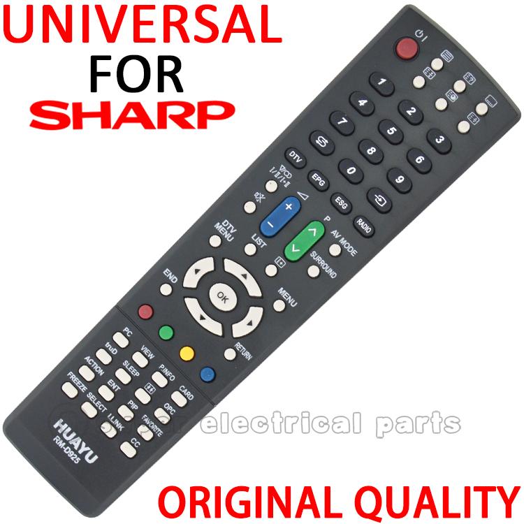 Sharp Remote Controls Promotion Shop For Promotional Sharp