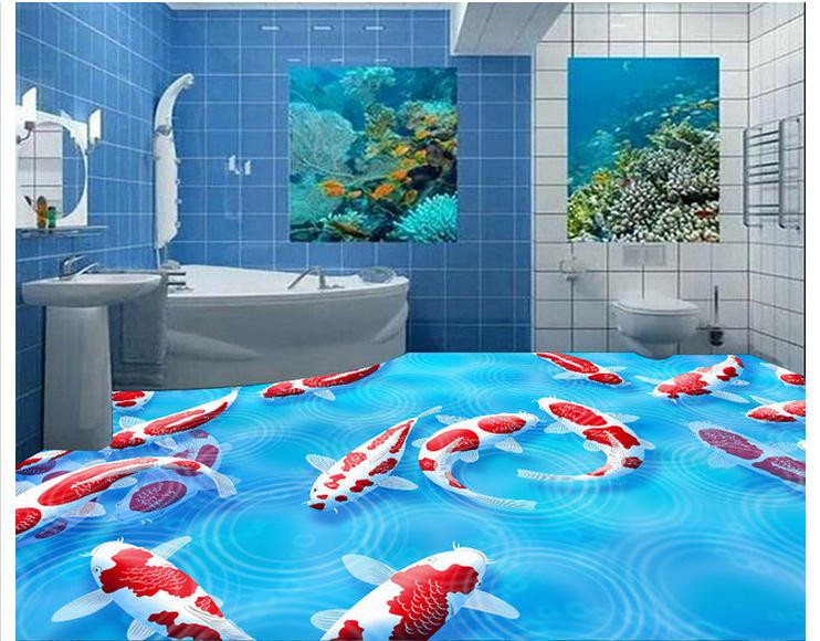 Great Bathroom Drawer Base Cabinets Big Replacing Bathroom Floor Waste Flat Bath Decoration Can You Have A Spa Bath When Your Pregnant Youthful Bathroom Vainities YellowKitchen And Bath Designer Salary Online Buy Wholesale 3d Floor Tiles Fish Bathroom From China 3d ..