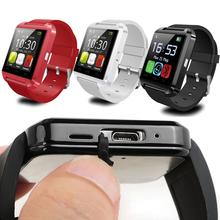 Original Bluetooth Smartwatch U8 Smart Watch Touch Screen for Samsung S6 S5 Edge Note5 4 HTC LG Xiaomi Smartphones Android Wear