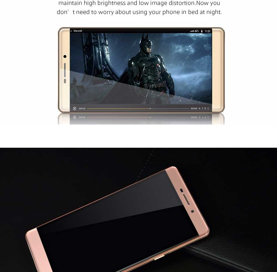 6 Inch Vkworld T1 Plus Kratos Android 6.0 MTK6735 Quad Core Smartphone 2GB+16GB 4300mAh Fingerprint Fast Charg 4G Mobile Phone