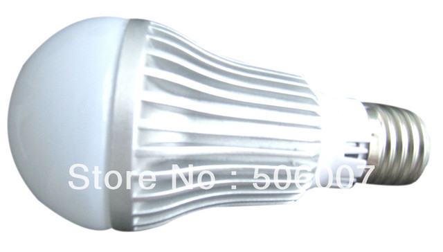 5 W 2700K~6500K E27 Cool White Led Bulb,Led Lamp,Led Lighting+Free Shipping