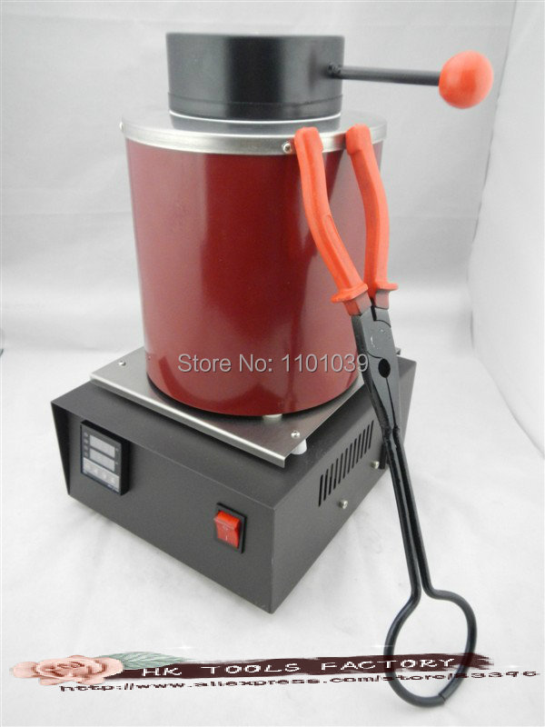 jewelry tools,wholesale alibaba,220V High Efficiency melting furnace&amp;gold melting machine for sale with extra 1pc 2kg crucible,<br>