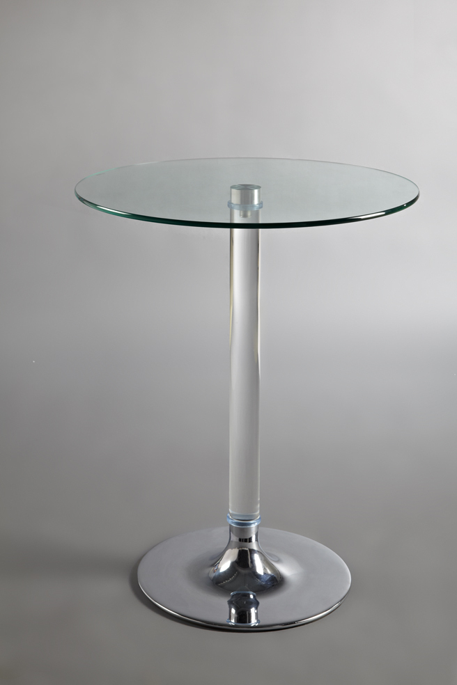Small Round Coffee Table Fashion Simple Small Tea Table Coffee Table Acrylic Dining Table Modern