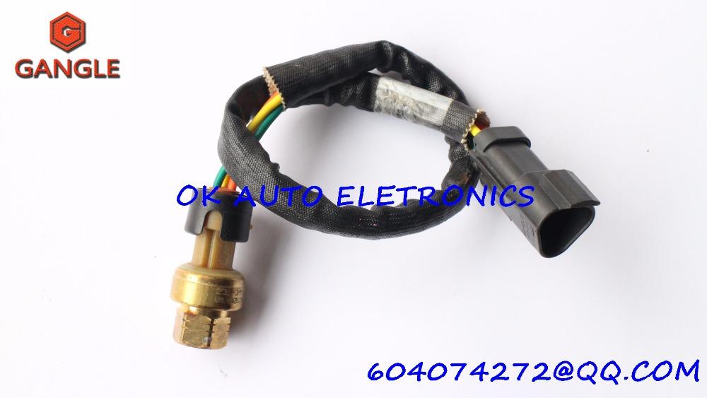Pressure Sensor Pressure valve AC Pressure Sensor POWER STEERING OIL PRESSURE 239-3478 2CP3-73