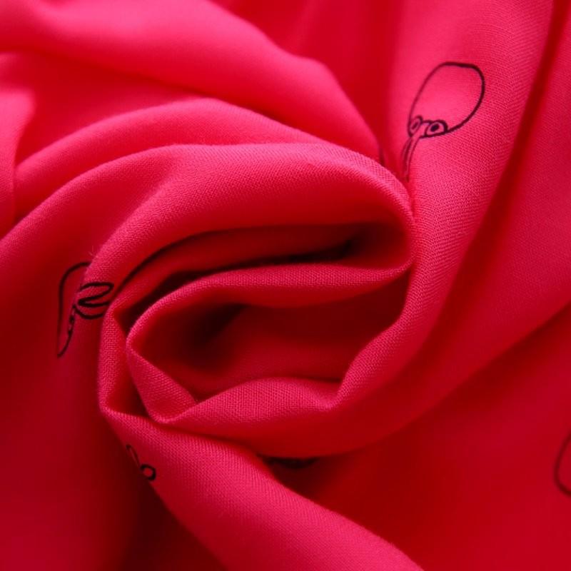2017 Children Kids Girl Summer Dress Kids Teens Sleeves Printing Pattern Cotton Dress Clothes Vestidos New