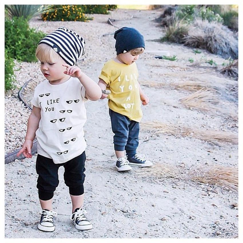 Kikikids Bobo Choses Kid&Kind T Shirt Girls Boys Cotton 18m-6y Baby Shirts Children's Clothing for Kids 2015 Kids Tees YA163(China (Mainland))
