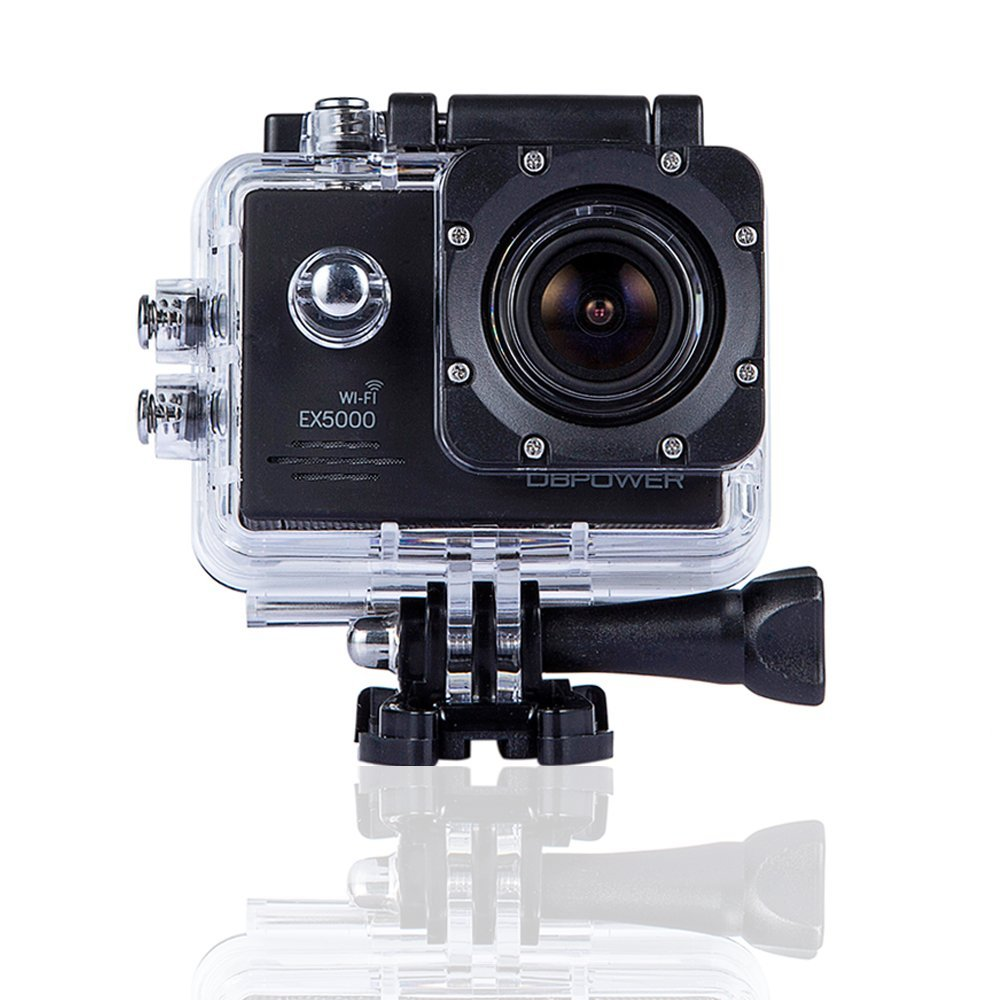 DBPOWER Waterproof Action Camera SJ5000 Plus Wifi Version 2 0 14MP FHD Action Cam Sport Camera