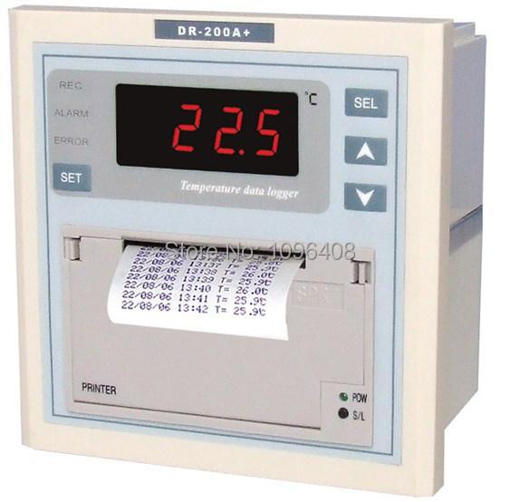 High Temperature Data Logger : High accuracy temperature humidity recorder data logger