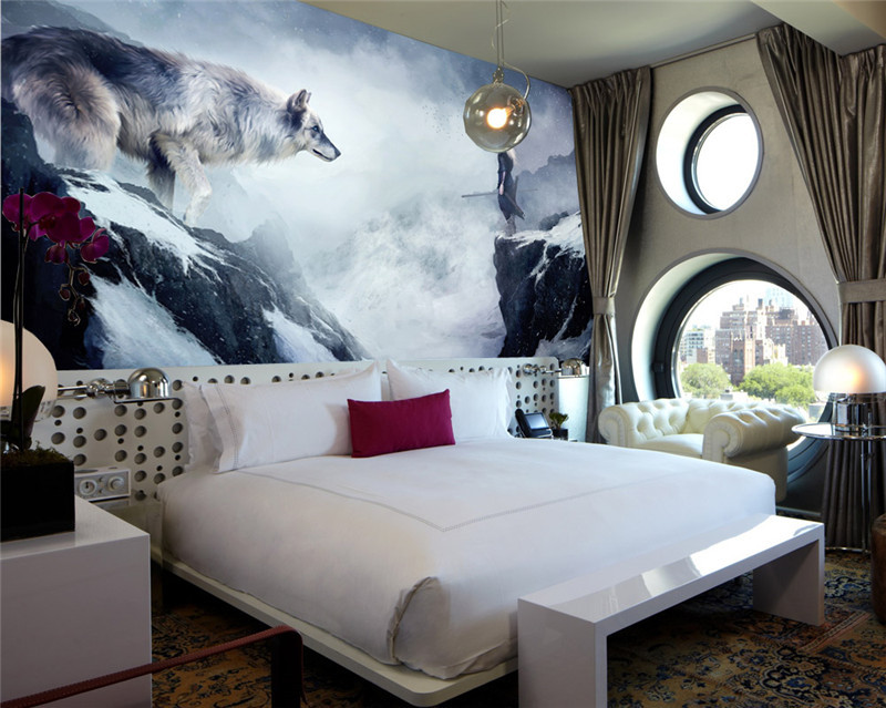 Chambre Deco Loup : Décoration chambre loup