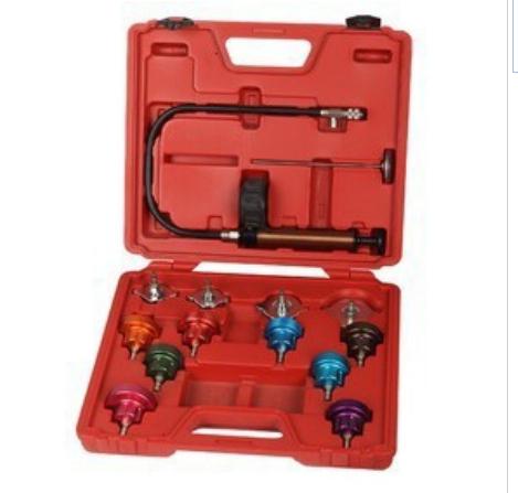 1Car Water Tank leak detector Universal Radiator Pressure Tester Kit Vehicle - Car Tools Phoebe Pang's Store store