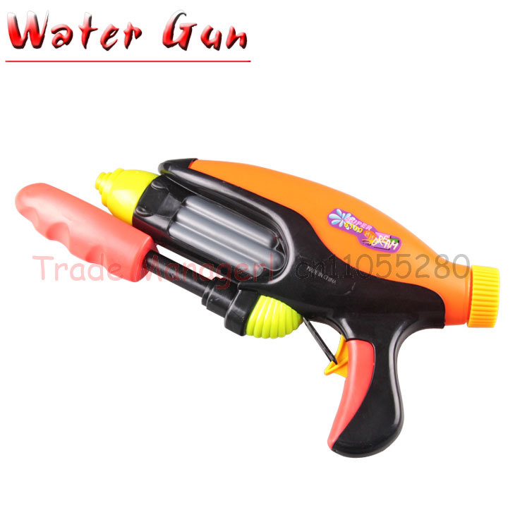 Free shipping wholesale Best selling high quality two colors water gun / pistol for chilren toy summer toy gun outdoor fun / toy(China (Mainland))