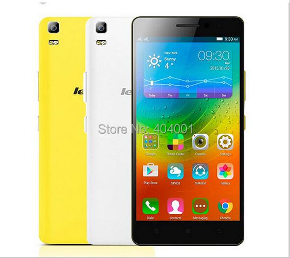"Original Lenovo K3 Note phone K50-t5 Android 5.0 Mobile Phone MTK6752 Octa Core Dual SIM 4G FDD LTE 5.5""FHD 2G RAM 13MP W(China (Mainland))"