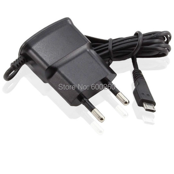 Hot sales Micro USB Charger Power Adapter For Samsung Galaxy S4 S3 S2 i9300 i9100 EU free shipping(China (Mainland))
