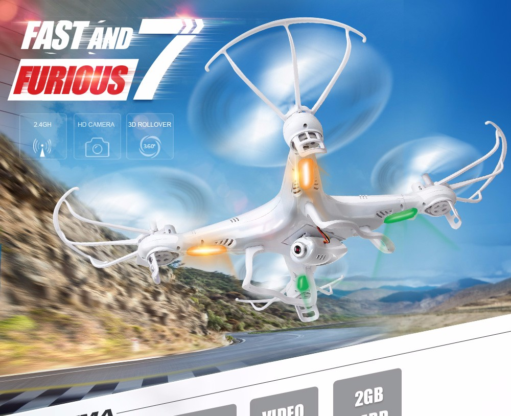 New Arrival SYMA X5A-1 X5C 4CH Axis Drone With HD Camera RC Drone Quadcopter LED UAV Headless Remote Control Helicopter Toys
