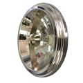 5pcs/lot Dimmable GU10 Halogen Lamp 50mm 220V 35W 50W 70W Crystal Halogen GU10 Bulb Warm White Indoor Decoration Quartz Glass
