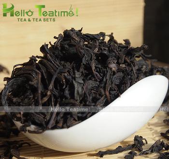 [HT!]125g medium to high heat baked baking Da Hong Pao Chinese Big Red Robe Oolong tea organic dahongpao Wuyishan Cliff cha