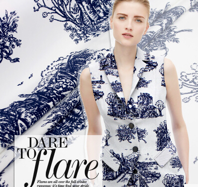 Lun village and Imitation cotton fabric and garment dyeing major suit Couture fabrics(China (Mainland))