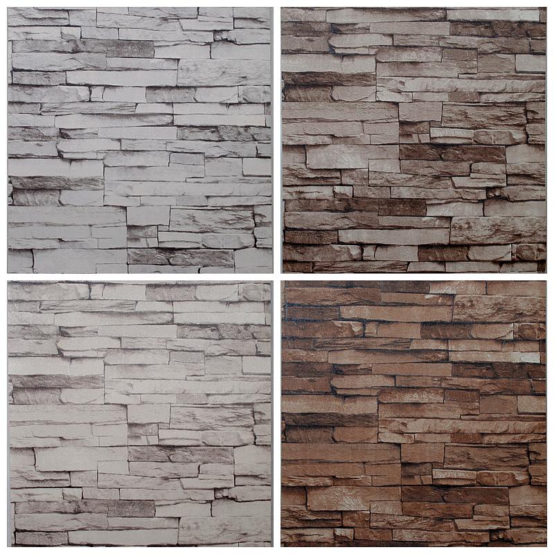 Brick Wall Covering Faux Brick Panels Elhalo 100 Brick Wallpaper