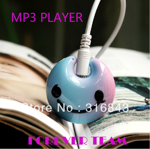 Free shipping Mini  Mp3 Player TF card support Card MP3 players