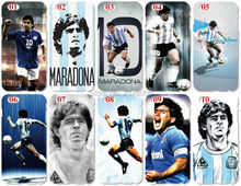 2016 Painting Maradona Cell Phone Cover iphone 5 5S SE 5C 6 6S Samsung Galaxy A3 A5 A7 A8 E5 E7 J1 J2 J3 J5 J7 Case - Custom and Retail Store store