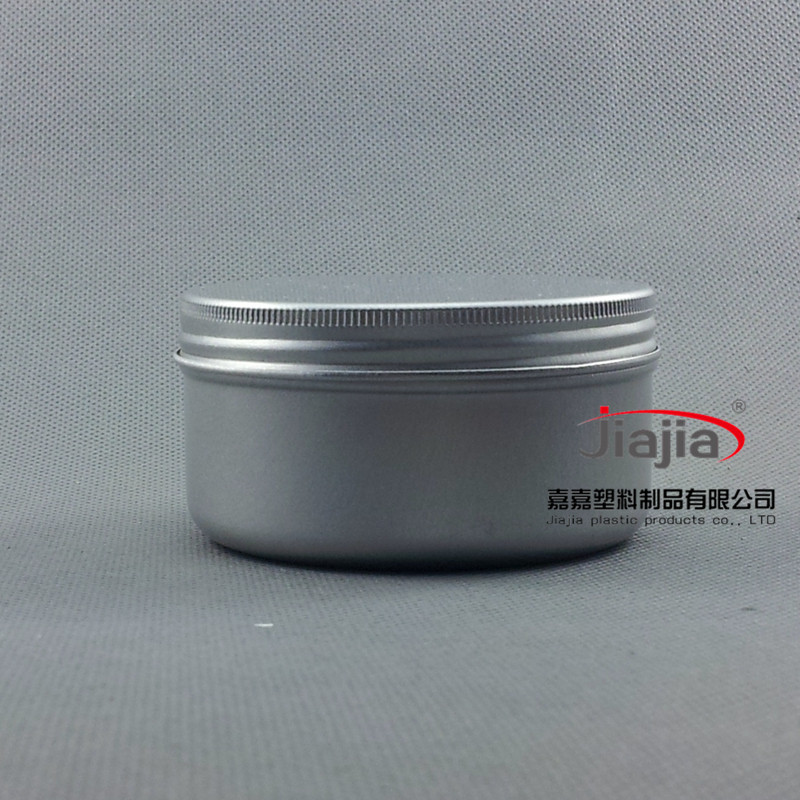 100ml Round Tin Container Vintage Tea Mint Tins Hinged Tin Box 100g Auminum Can Candle Tins(China (Mainland))