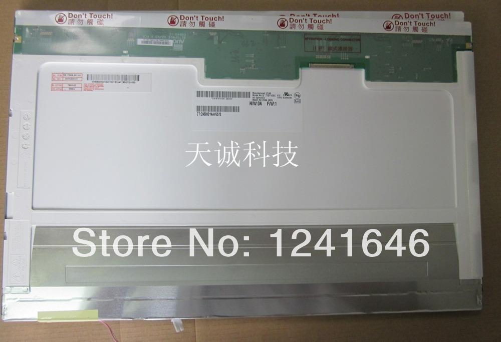 "17""1 CCFL backlight Laptop LCD Screen LTN170BT08 B170PW06 B170PW01 B170PW05 LTN170X2-L02 LP171WP4 B170PW03(China (Mainland))"
