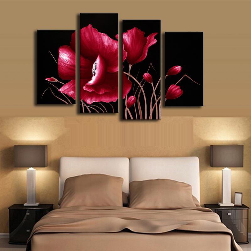 Commentaires rouge chambre peinture faire des achats en ligne commentaires - Peinture rouge chambre ...