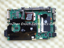 For ASUS K40AF K40AB  Laptop motherboard Non integrated 60-NZFMB1000-A21 K40AB MAIN BOARD(China (Mainland))