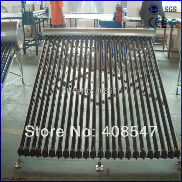Mexico low pressure all glass tube solar collector(China (Mainland))