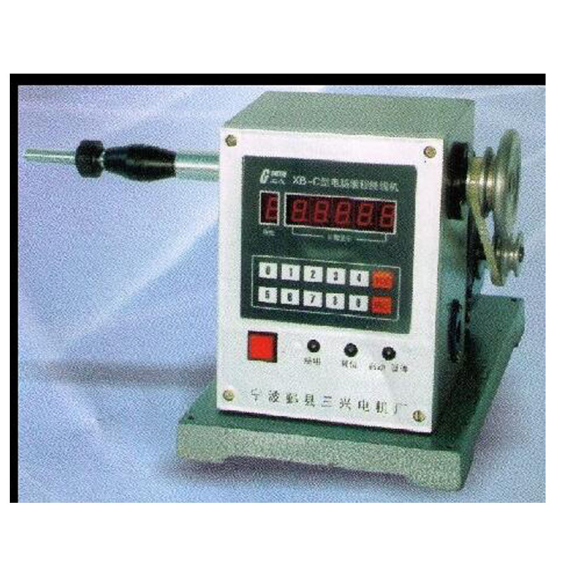 Freeship by DHL High quality New Manual electric winder Coil Winding Machine Winder XB-C(China (Mainland))