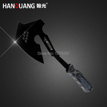 New pattern cross fire Brand High quality Multi-function portable camping axe home and outdoor tools ax tool(China (Mainland))