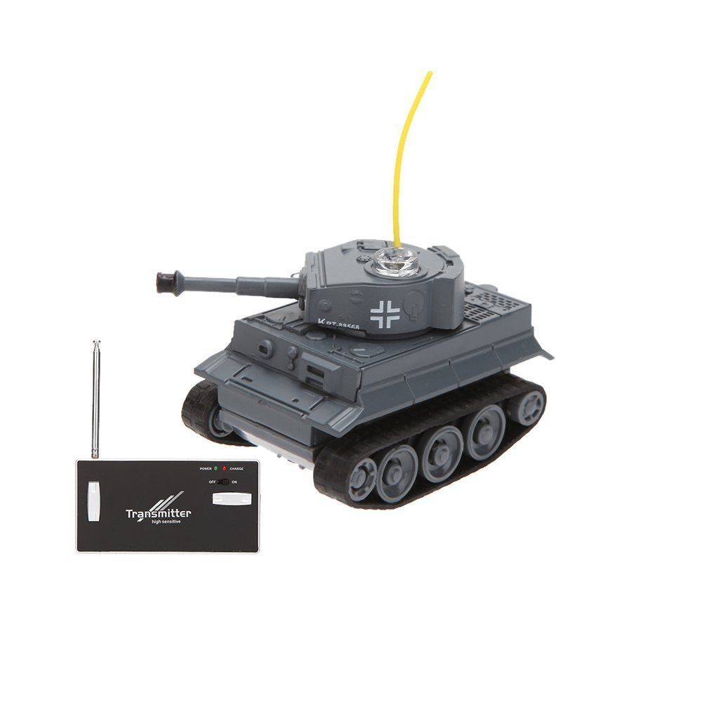 Happycow 777-215 2.5' Mini Micro IR Remote Control RC Battle Tank a Best Gift for Kids and Children(China (Mainland))
