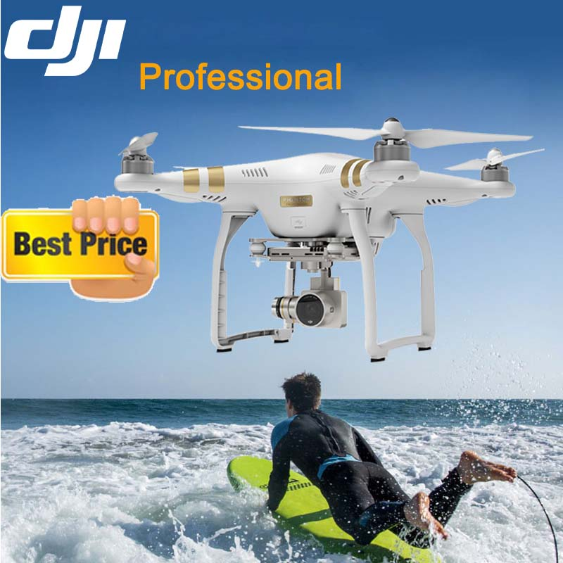 DJI Phantom 3 Professional Advance Standard  Drone RTF GPS System With 4K HD Camera FPV Drones Phantom 3 RC Helicopter