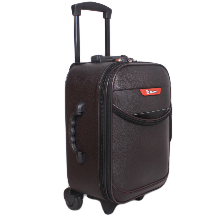 16 Inch Woman or men Travel rolling Suitcase,Travel Luggage,Rolling Luggage, trolley Luggage(China (Mainland))