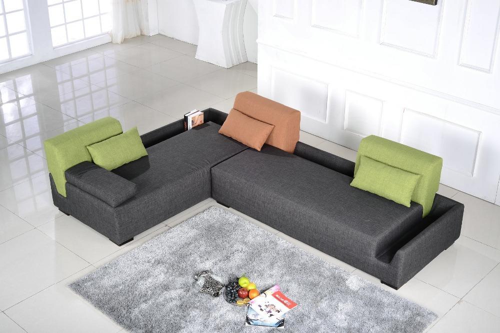 Hoek doek sofa koop goedkope hoek doek sofa loten van chinese hoek ...