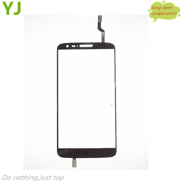 Free shipping OEM Digitizer Touch Screen Repair Parts for LG G2 D802 free shipping