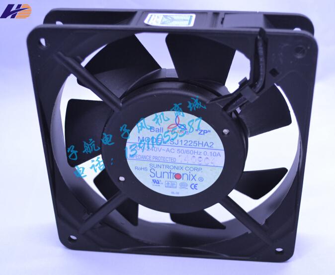 Здесь можно купить  Authentic three giant 120*120*25 220V SJ225HA2 chassis cooling fan  Компьютер & сеть